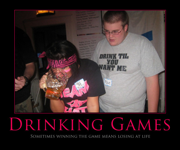 Fun Drinking Games To Play With Your Partner